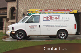security alarm systems 24 hour monitoring Clarksville, Dickson, Dover, Springfield, Erin TN