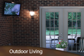 Outdoor Audio Cideo Systems Clarksville, Erin, Dickson, Dover, Springfield TN